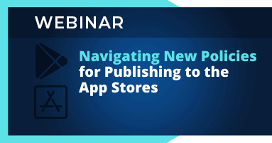 Publishing to App Store